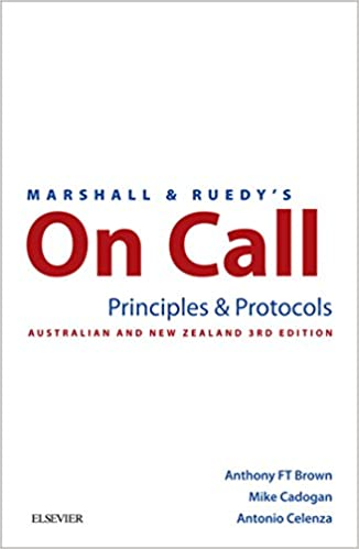 On Call Principles & Protocols 3e 2016